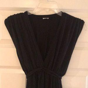 Splendid Dresses - Splendid black V-neck dress size medium